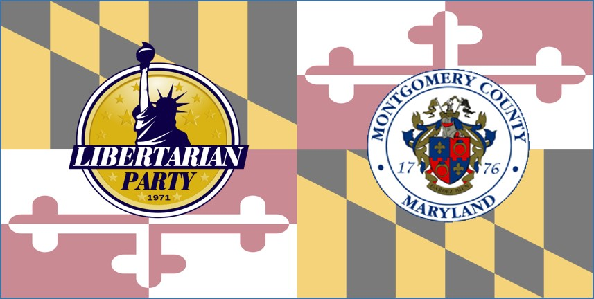 Montgomery County Libertarians The Libertarian Party Of Maryland