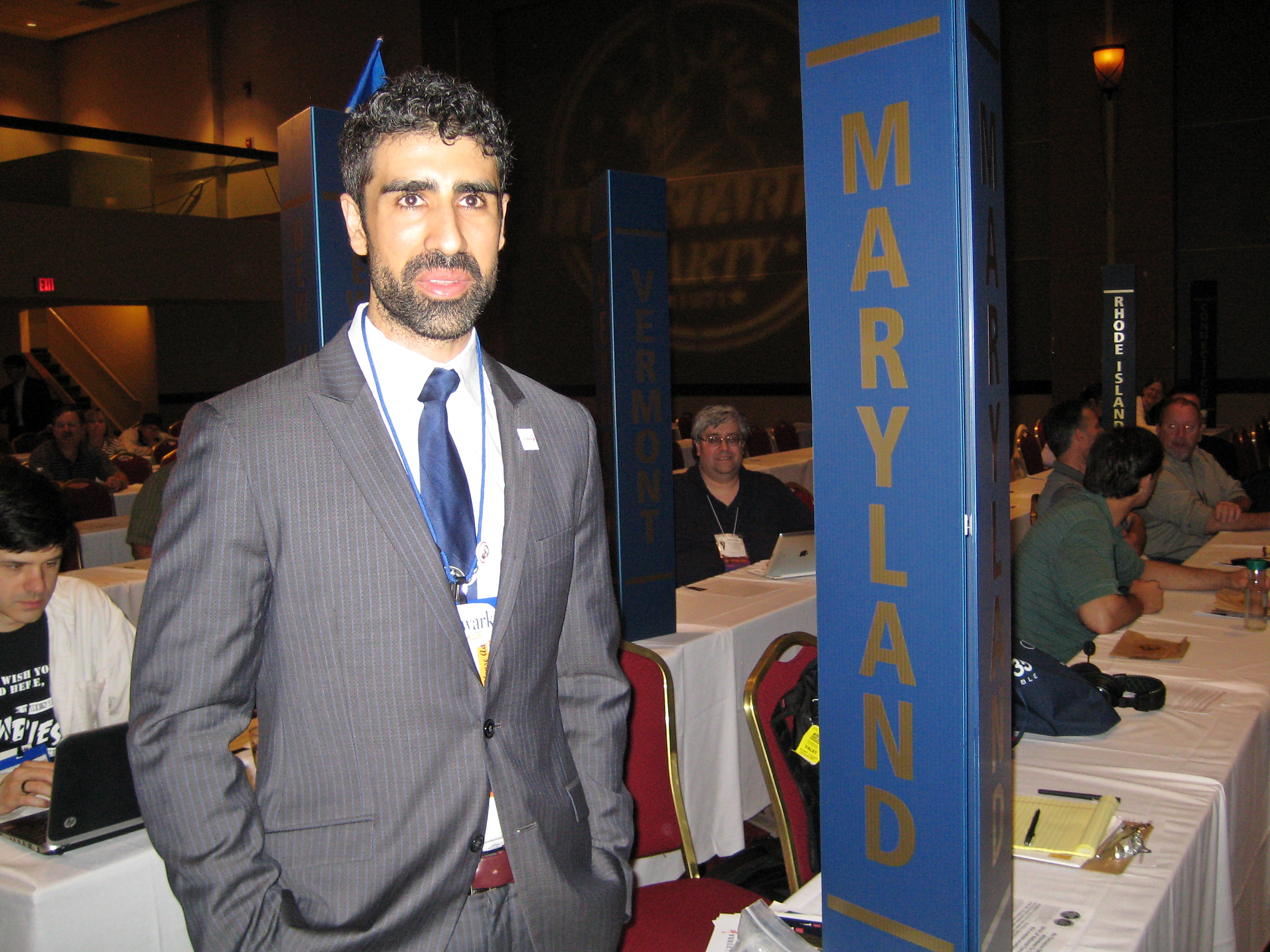 Arvin Vohra, Elected Vice Chair