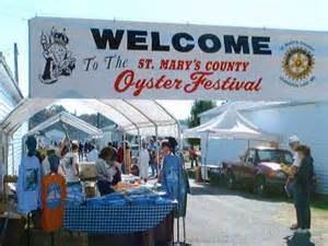 st marys oyster festival