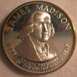 Madison 2004 Coin