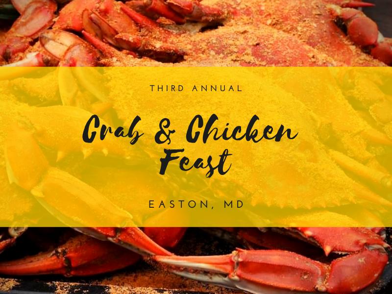 2021 Crab & Chicken Feast