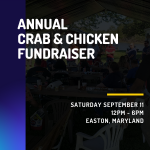 2021 Crab & Chicken Fundraiser