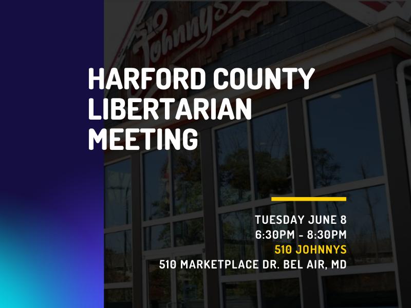Harford County June 2021 Meeting